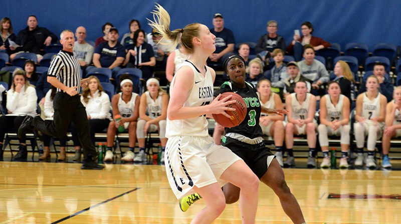 Women's Basketball Opens Season with 93-33 Victory over YCC