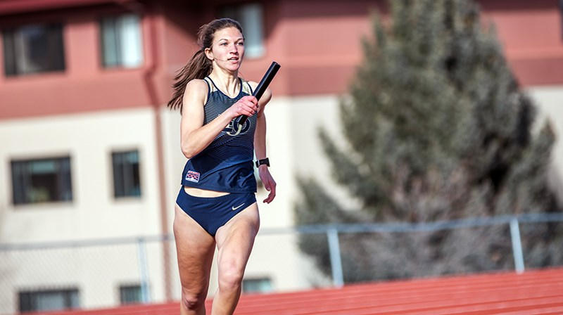 EOU Track and Field Continues Progress at NNU Open - Eastern Oregon University Athletics